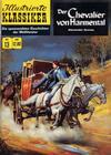 Cover for Illustrierte Klassiker [Classics Illustrated] (Norbert Hethke Verlag, 1991 series) #13 - Der Chevalier von Harmental
