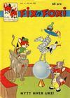 Cover for Fix og Foxi (Oddvar Larsen; Odvar Lamer, 1958 series) #4/1958