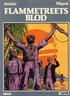 Cover for Flammetreets blod (Semic, 1986 series)