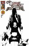 Cover for Darkness and Tomb Raider (Image, 2005 series) #1 [Black and White Variant]