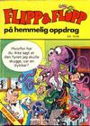 Cover for Flipp & Flopp pocket (Semic, 1982 series) #1