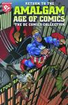 Cover for Return to the Amalgam Age of Comics: The DC Comics Collection (DC / Marvel, 1997 series)