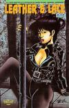 Cover for Leather & Lace (Malibu, 1989 series) #2 [General Audiences]