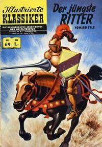 Cover Thumbnail for Illustrierte Klassiker [Classics Illustrated] (BSV - Williams, 1956 series) #69 - Der jüngste Ritter [HLN 72]