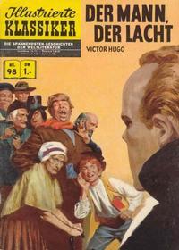 Cover Thumbnail for Illustrierte Klassiker [Classics Illustrated] (BSV - Williams, 1956 series) #98 - Der Mann, der lacht
