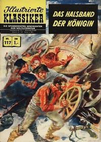 Cover Thumbnail for Illustrierte Klassiker [Classics Illustrated] (BSV - Williams, 1956 series) #117 - Das Halsband der Königin [HLN 117]