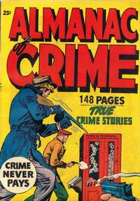 Cover Thumbnail for Almanac of Crime (Fox, 1948 series) #[1]