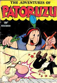 Cover Thumbnail for Adventures of Patoruzu (Green Publishing, 1946 series)
