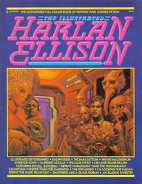 Cover Thumbnail for The Illustrated Harlan Ellison (Baronet Publishing, 1978 series) #[nn]