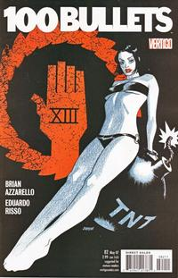 Cover for 100 Bullets (DC, 1999 series) #82