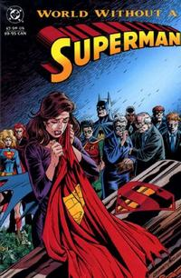 Cover Thumbnail for Superman: World without a Superman (DC, 1993 series) #[nn]