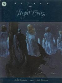 Cover Thumbnail for Batman: Night Cries (DC, 1993 series)