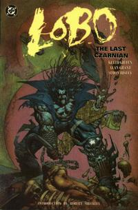 Cover Thumbnail for Lobo: The Last Czarnian (DC, 1991 series)  [First Printing]