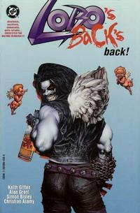 Cover Thumbnail for Lobo's Back's Back (DC, 1993 series)  [First Printing]