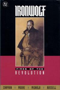 Cover Thumbnail for Ironwolf: Fires of the Revolution (DC, 1992 series)