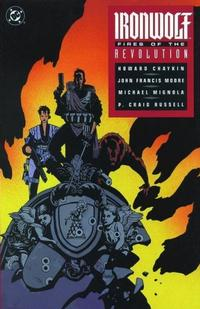 Cover Thumbnail for Ironwolf: Fires of the Revolution (DC, 1993 series) #[nn]