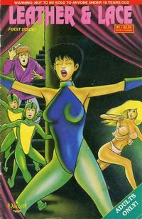 Cover Thumbnail for Leather & Lace (Malibu, 1989 series) #1 [Adults Only]