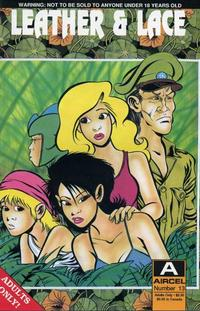 Cover Thumbnail for Leather & Lace (Malibu, 1989 series) #13