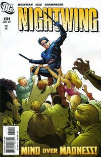 Cover Thumbnail for Nightwing (DC, 1996 series) #131