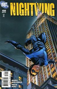 Cover Thumbnail for Nightwing (DC, 1996 series) #132