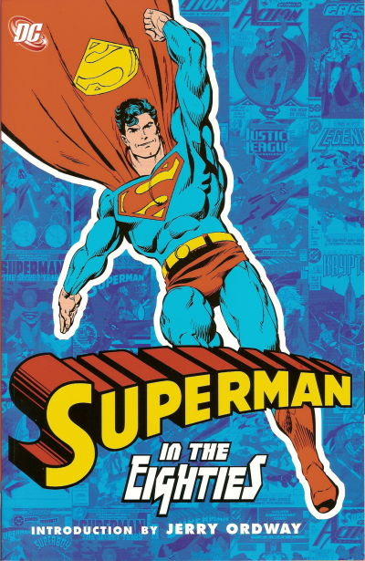 Cover for Superman in the Eighties (DC, 2006 series)