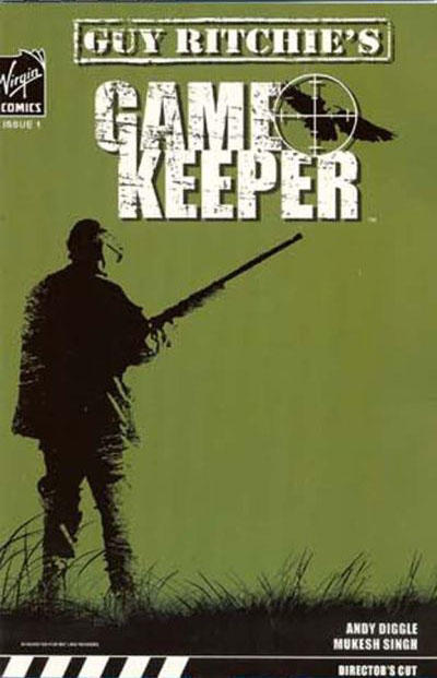 Cover for Gamekeeper (Virgin, 2007 series) #1 [John Cassaday Cover]