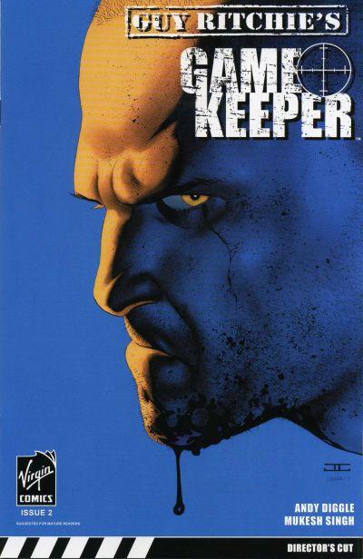 Cover for Gamekeeper (Virgin, 2007 series) #2