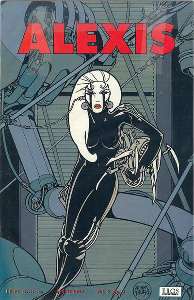 Cover for Alexis (Fantagraphics, 1995 series) #v2#3