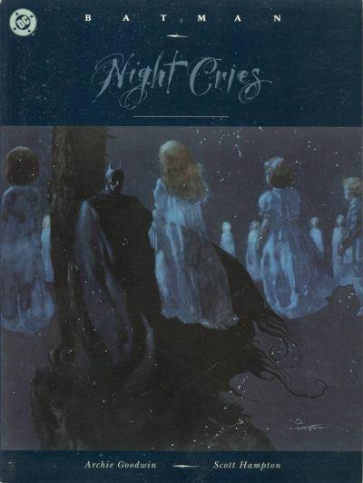 Cover for Batman: Night Cries (DC, 1993 series)