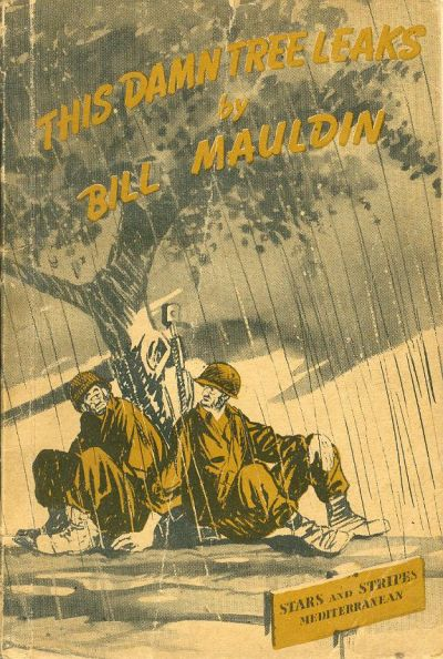 Cover for This Damn Tree Leaks (Stars and Stripes, 1945 series) #[nn]