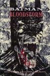 Cover for Batman: Bloodstorm (DC, 1994 series)
