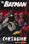 Cover Thumbnail for Batman: Contagion (1996 series)  [Second and Third Printings]