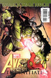Cover for Avengers: The Initiative (Marvel, 2007 series) #4