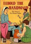 Cover for Behold the Handmaid (George A. Pflaum, 1954 series) #[nn]