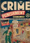 Cover for Crime and Punishment (Superior Publishers Limited, 1948 ? series) #2