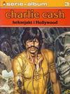 Cover for Serie-album (Semic, 1982 series) #3 - Charlie Cash - Heksejakt i Hollywood
