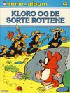 Cover for Serie-album (Semic, 1982 series) #4 - Kloro og de sorte rottene