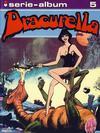 Cover for Serie-album (Semic, 1982 series) #5 - Dracurella