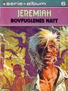 Cover for Serie-album (Semic, 1982 series) #6 - Jeremiah Rovfuglenes natt