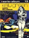 Cover for Serie-album (Semic, 1982 series) #13 - Kelly Green Dødens mellommann