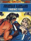 Cover for Serie-album (Semic, 1982 series) #20 - Jonathan Cartland Vindenes flod