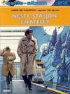 Cover for Serie-album (Semic, 1982 series) #23 - Linda og Valentin - Neste stasjon: Châtelet