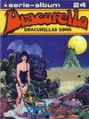 Cover for Serie-album (Semic, 1982 series) #24 - Dracurella - Dracurellas sønn