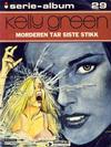 Cover for Serie-album (Semic, 1982 series) #29 - Kelly Green Morderen tar siste stikk