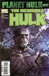 Cover for Incredible Hulk (Marvel, 2000 series) #104