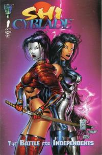 Cover Thumbnail for Shi / Cyblade: The Battle for Independents (Crusade Comics, 1995 series) #1