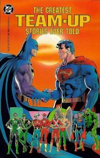 Cover Thumbnail for The Greatest Team-Up Stories Ever Told (DC, 1990 series)