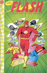 Cover Thumbnail for The Greatest Flash Stories Ever Told (DC, 1992 series)
