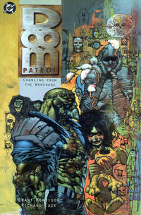 Cover Thumbnail for Doom Patrol (DC, 1992 series) #[1] - Crawling from the Wreckage [First Printing]