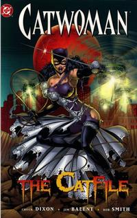 Cover Thumbnail for Catwoman: The Catfile (DC, 1996 series)